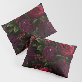 Vintage & Shabby Chic - Vintage & Shabby Chic - Mystical Night Roses Pillow Sham