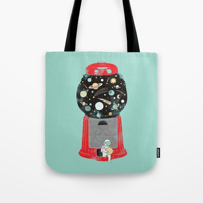 My childhood universe Tote Bag