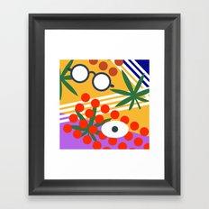 future ISLAND Framed Art Print