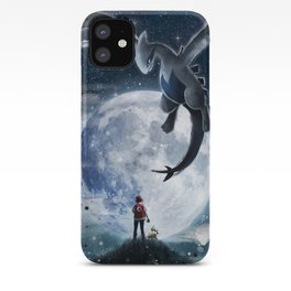 Legend of the moon iPhone Case