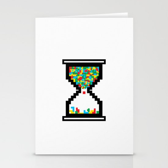 Game Time Stationery Cards