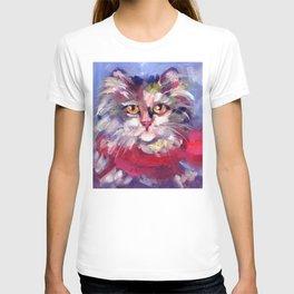 Meow's New Muffler T-shirt