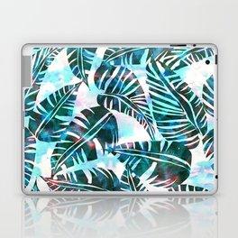 Lani Kai Leaf Green Laptop & iPad Skin