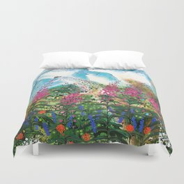Alyeska Best of Both Duvet Cover