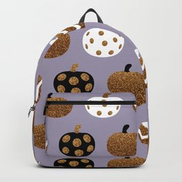 Pick a peck of purple pickled pumpkins Backpack