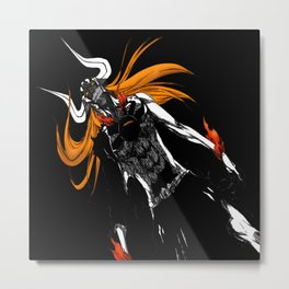 Ichigo Final Hallow mode Metal Print