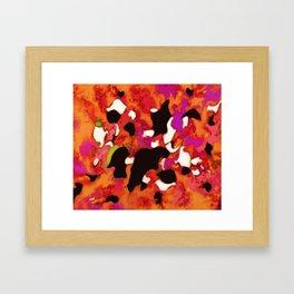 Incinerator Framed Art Print