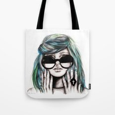 Fiona Wildfox  Tote Bag