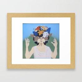 Oestre Framed Art Print