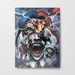 DC-COMICS HARLEYQUINN Metal Print