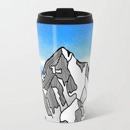 K2 MOUNTAIN LANDSCAPE Travel Mug