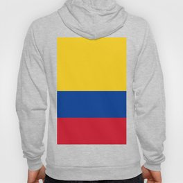 Colombian Flag - Flag of Colombia Hoody