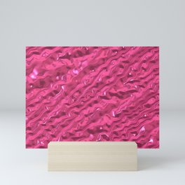 Beautiful pink Mini Art Print