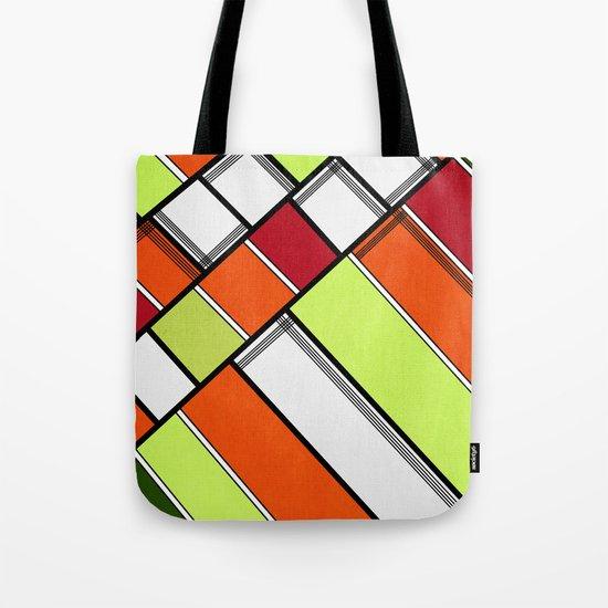 Lined II Tote Bag