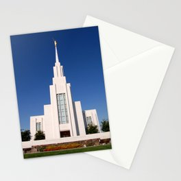 LDS Twin Falls Temple Stationery Cards