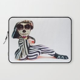 Beeldje - Maria DeVet Laptop Sleeve