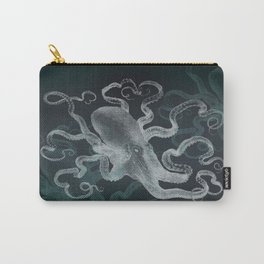 Dreaming of Kraken Carry-All Pouch