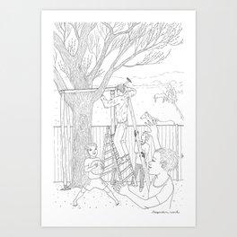 beegarden.works 011 Art Print