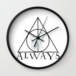 ALWAYS 002 Wall Clock