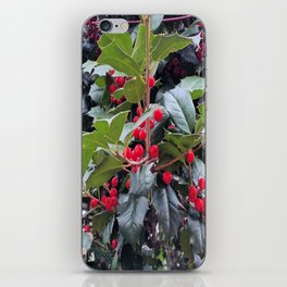 Holly iPhone Skin