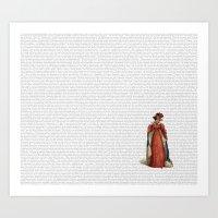 pride and prejudice Art Prints featuring Pride & Prejudice by Studio Fibonacci