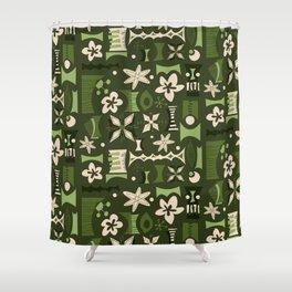 Rotuma Shower Curtain