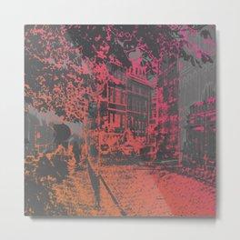 Visions of Weimar Metal Print