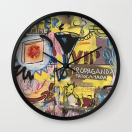 Life Time Value Wall Clock