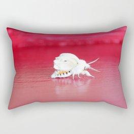 Fall Webworm Moth Rectangular Pillow
