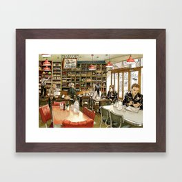 Rowena Framed Art Print