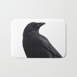 Seattle Crow / 1 Bath Mat