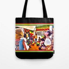 House Of Rastafari / Rototom Sunsplash 2011 Tote Bag
