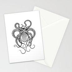 Common Octopus | Senjiro Nakata Stationery Cards