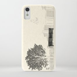 Tom's Favourite Spot —Angels Knoll Park, LA —(500) Days of Summer iPhone Case