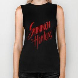 Summon the howlers Biker Tank