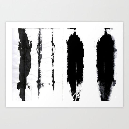 Leak Art Print