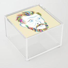 Bon Iver Acrylic Box
