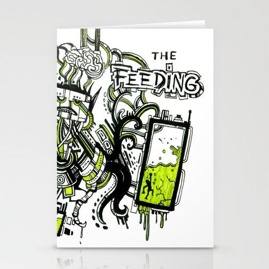 The Feeding Stationery Cards