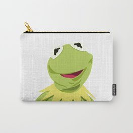 Kermit - The Optimistic Frog Carry-All Pouch