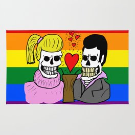 LOVE IS EQUAL (UNISEX) Rug