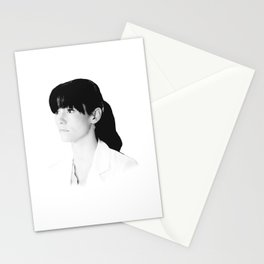 Lexie Grey Stationery Cards