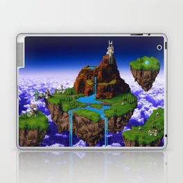 Floating Kingdom of ZEAL - Chrono Trigger Laptop & iPad Skin