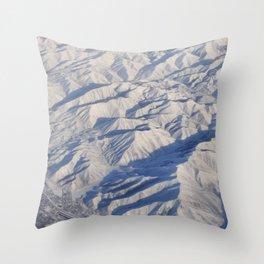 Earth XIV Throw Pillow