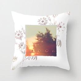 Early Birds Throw Pillow