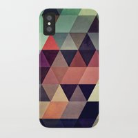 urban iPhone & iPod Cases featuring tryypyzoyd by Spires