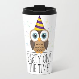 Party Owl The Time Travel Mug