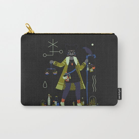 Witch Series: Potions Carry-All Pouch