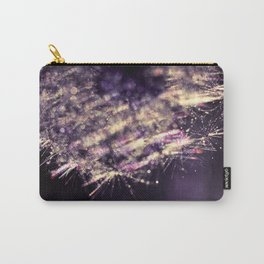 dandelion purple III Carry-All Pouch