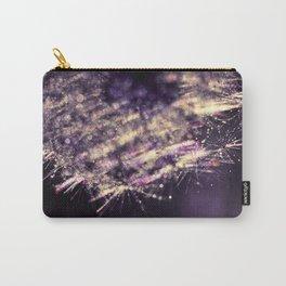 dandelion purple III Carry-All Pouch