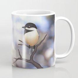 Marley the black-capped chickadee Coffee Mug